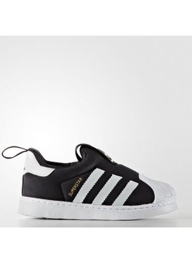 adidas Adidas Bebek Günlük Ayakkabı S82711 Superstar 360 I Siyah